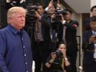 Chiều nay Tổng thống Mỹ Donald Trump tới Hà Nội