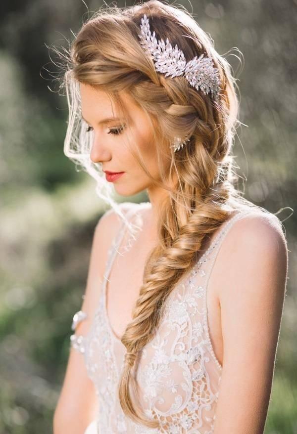Mùa cưới năm nay, kiểu tóc cô dâu nào hot nhất ?-2