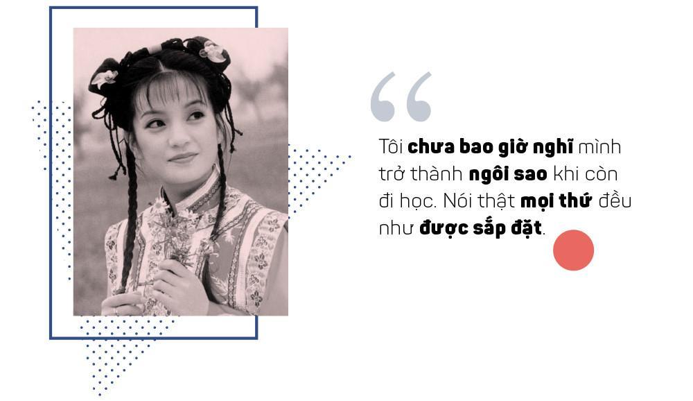 Triệu Vy: Từ minh tinh không có lễ cưới đến tỷ phú USD-2