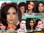 Nguyễn Thị Loan liên tiếp thăng hạng trên các bảng dự đoán Hoa hậu Hoàn vũ 2017
