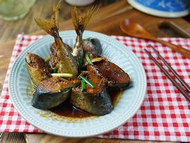 Cơm tối nóng hổi ăn cùng cá kho gừng thơm ngậy
