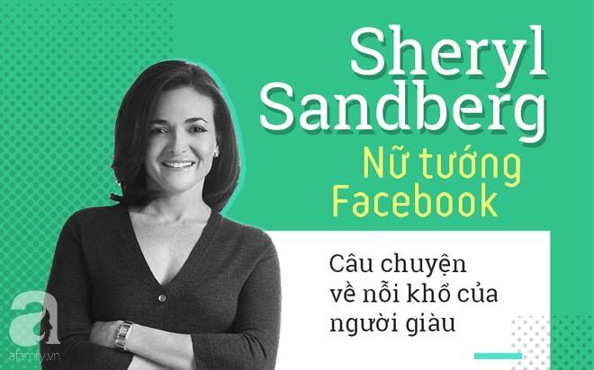 Giám đốc điều hành Facebook tới Việt Nam: Nữ tướng quyền lực và câu chuyện về nỗi khổ của những người phụ nữ giàu-1
