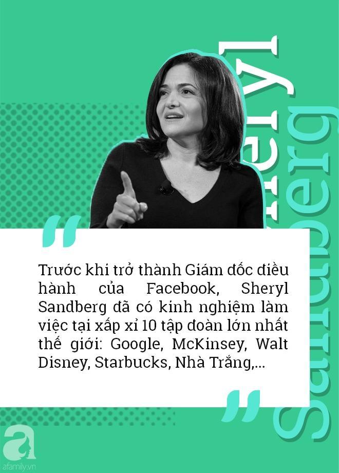 Giám đốc điều hành Facebook tới Việt Nam: Nữ tướng quyền lực và câu chuyện về nỗi khổ của những người phụ nữ giàu-4