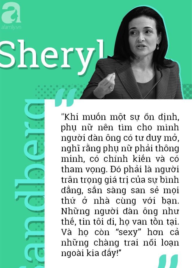 Giám đốc điều hành Facebook tới Việt Nam: Nữ tướng quyền lực và câu chuyện về nỗi khổ của những người phụ nữ giàu-6