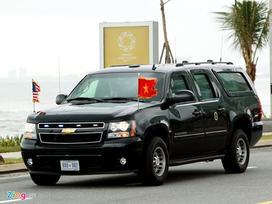Vì sao Tổng thống Trump không dùng 'quái thú' tại APEC 2017?