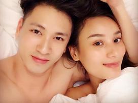 Tin sao Việt 11/11: Cuối tuần đăng ảnh 'giường chiếu', Lê Thúy tiết lộ điều muốn làm với chồng