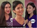 Nhiều thí sinh Hoa hậu Hoàn vũ Việt Nam 2017 lộ khuyết điểm ngoại ngữ