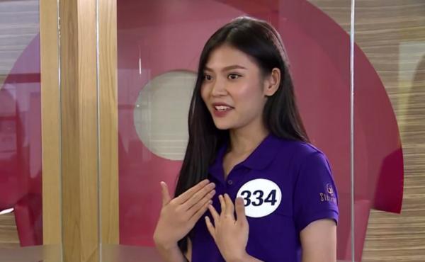 Nhiều thí sinh Hoa hậu Hoàn vũ Việt Nam 2017 lộ khuyết điểm ngoại ngữ-2