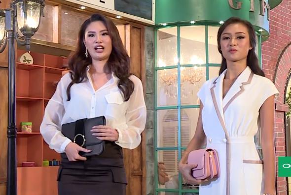 Nhiều thí sinh Hoa hậu Hoàn vũ Việt Nam 2017 lộ khuyết điểm ngoại ngữ-5