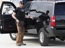 Công việc của mật vụ Mỹ khi Tổng thống Donald Trump rời Đà Nẵng