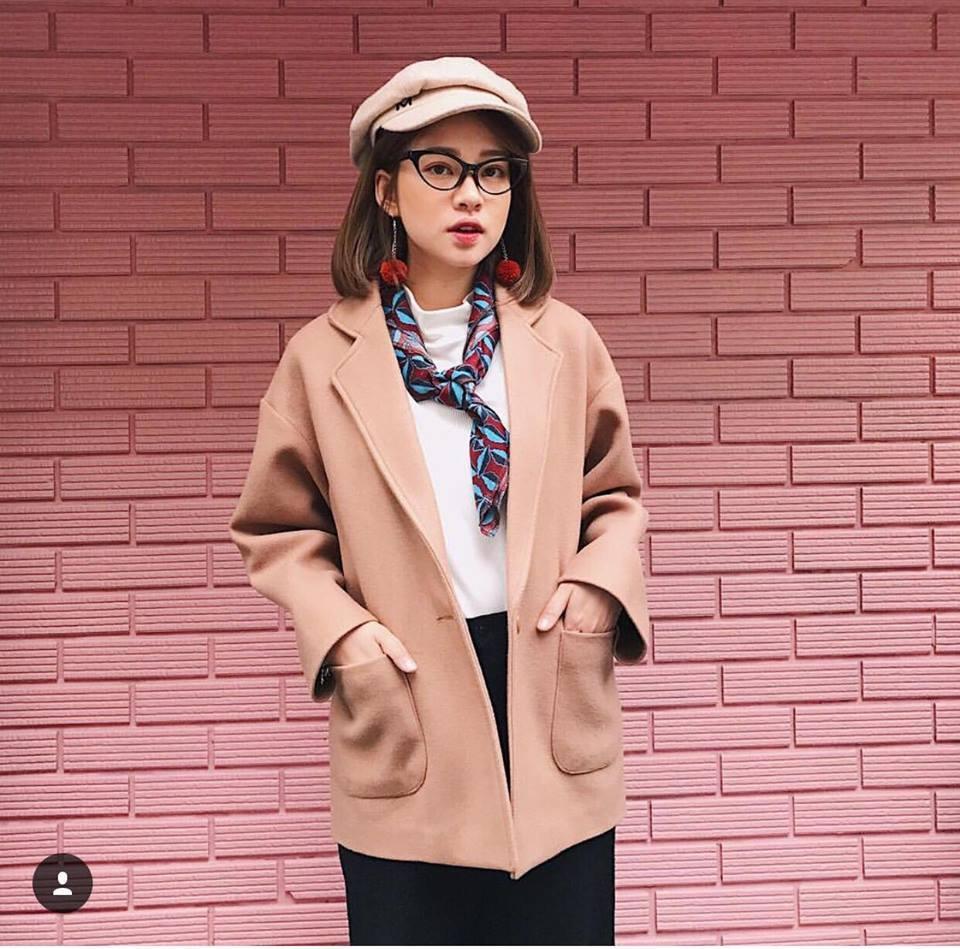 Dresscode nâu be chiếm sóng street style dàn hot face tuần này-7