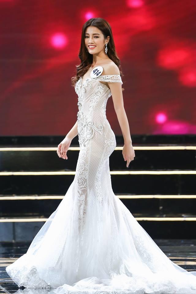 Thời trang sành điệu của Mỹ Duyên - đối thủ xứng tầm Hoàng Thùy ở Miss Universe 2017-3