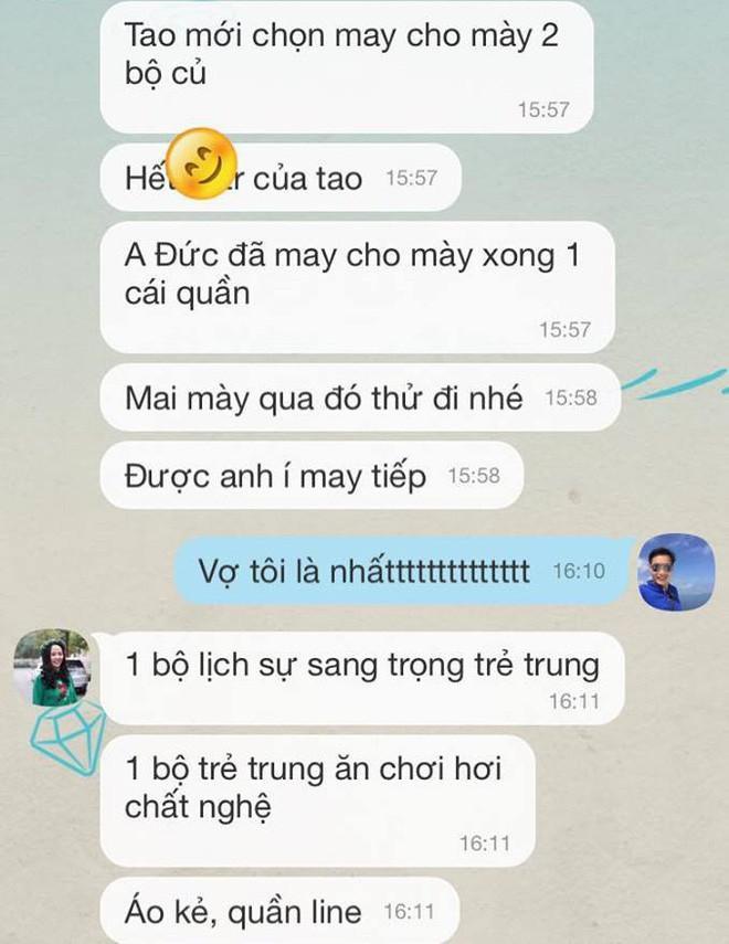 Bất ngờ với cách xưng hô không giống ai của vợ chồng MC Hoa Thanh Tùng-2
