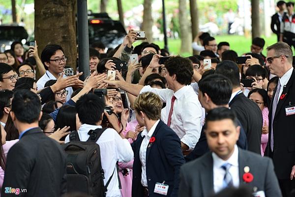 Thủ tướng Trudeau đã gây bão ở Việt Nam như thế nào?-6