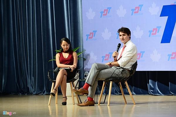 Thủ tướng Trudeau đã gây bão ở Việt Nam như thế nào?-7