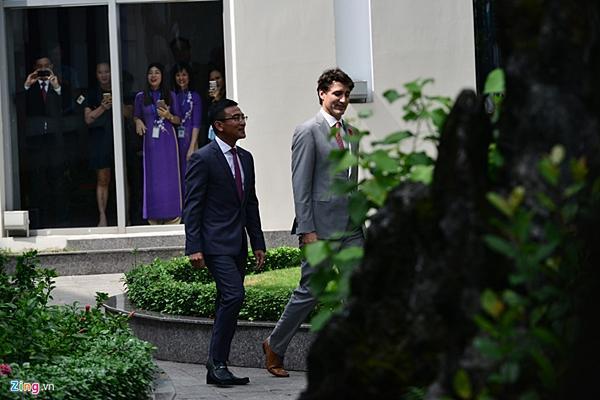 Thủ tướng Trudeau đã gây bão ở Việt Nam như thế nào?-8