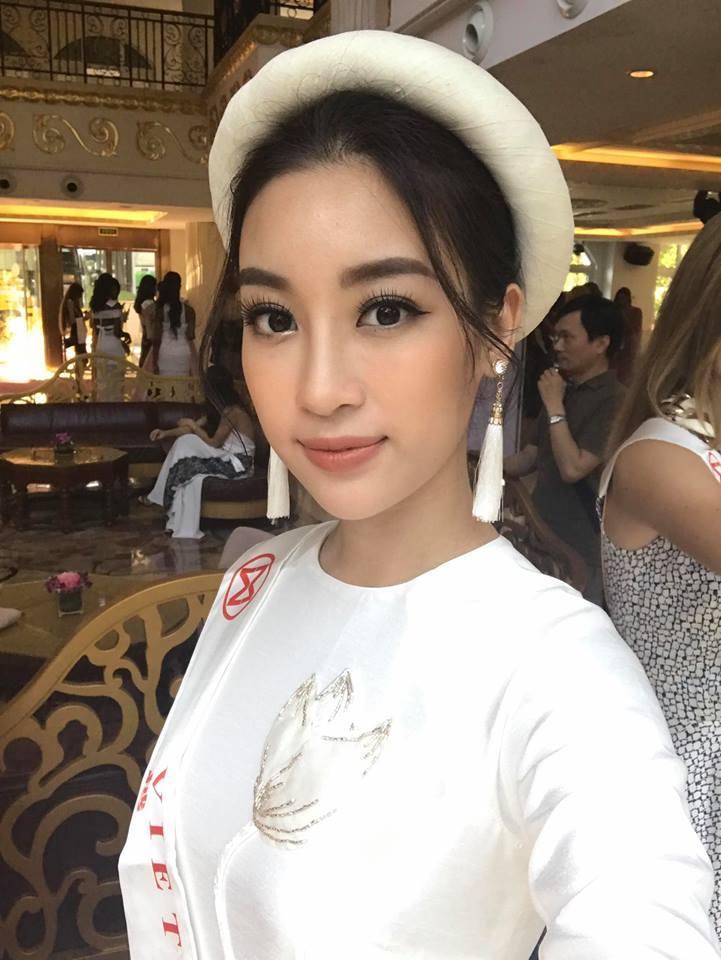 Liên tiếp trượt giải phụ, Đỗ Mỹ Linh phải nỗ lực ra sao để vào được chung kết Miss World?-1