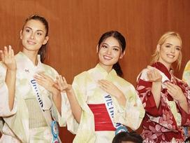 Thùy Dung bị đánh bật khỏi top 15 dự đoán Hoa hậu Quốc tế