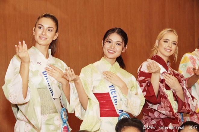Thùy Dung bị đánh bật khỏi top 15 dự đoán Hoa hậu Quốc tế-3