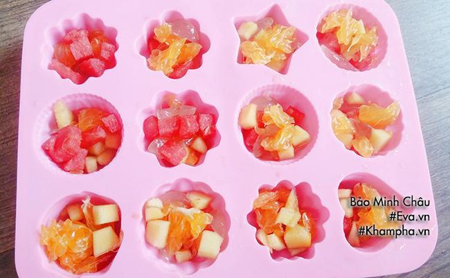 Rau câu trái cây tuyệt ngon cho các bé dịp cuối tuần-4