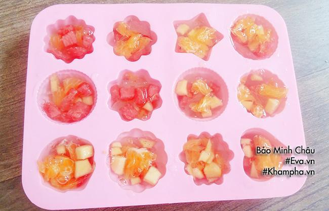 Rau câu trái cây tuyệt ngon cho các bé dịp cuối tuần-5
