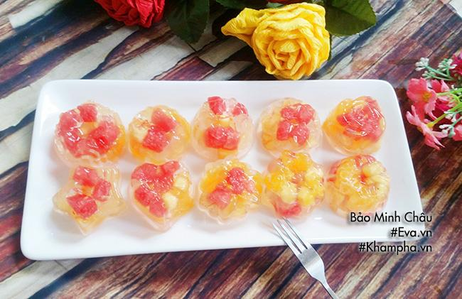 Rau câu trái cây tuyệt ngon cho các bé dịp cuối tuần-6