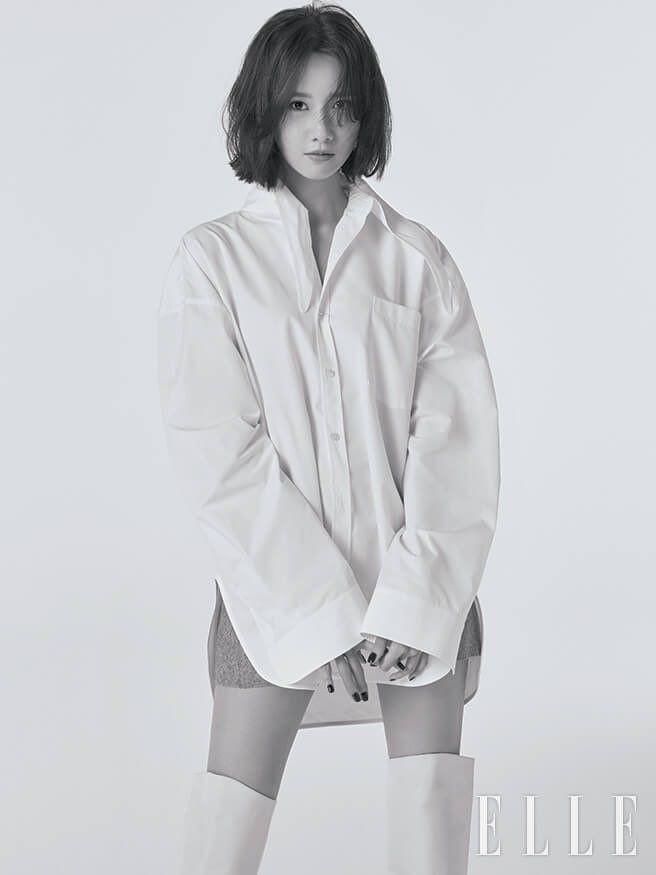 Đã cắt phăng mái tóc dài thì chớ, giờ đây Yoona còn man hơn bao giờ hết-10
