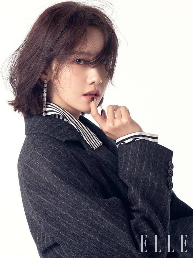 Đã cắt phăng mái tóc dài thì chớ, giờ đây Yoona còn man hơn bao giờ hết-7