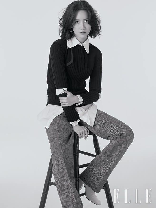 Đã cắt phăng mái tóc dài thì chớ, giờ đây Yoona còn man hơn bao giờ hết-9