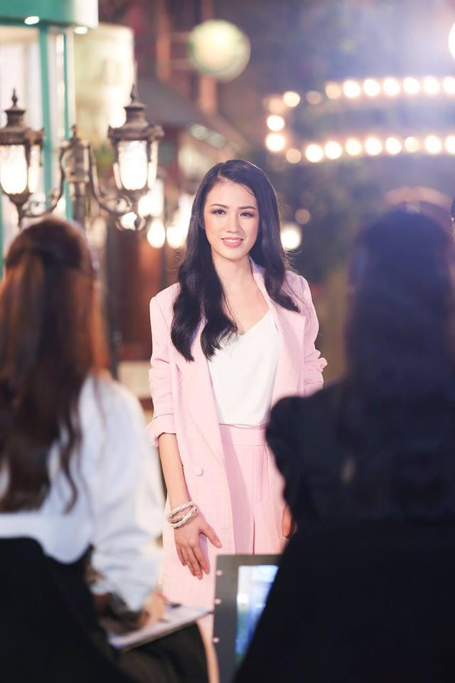 Vẻ đẹp xuất sắc của thí sinh vượt mặt Hoàng Thùy chiến thắng trong tập 7 bán kết Miss Universe-5