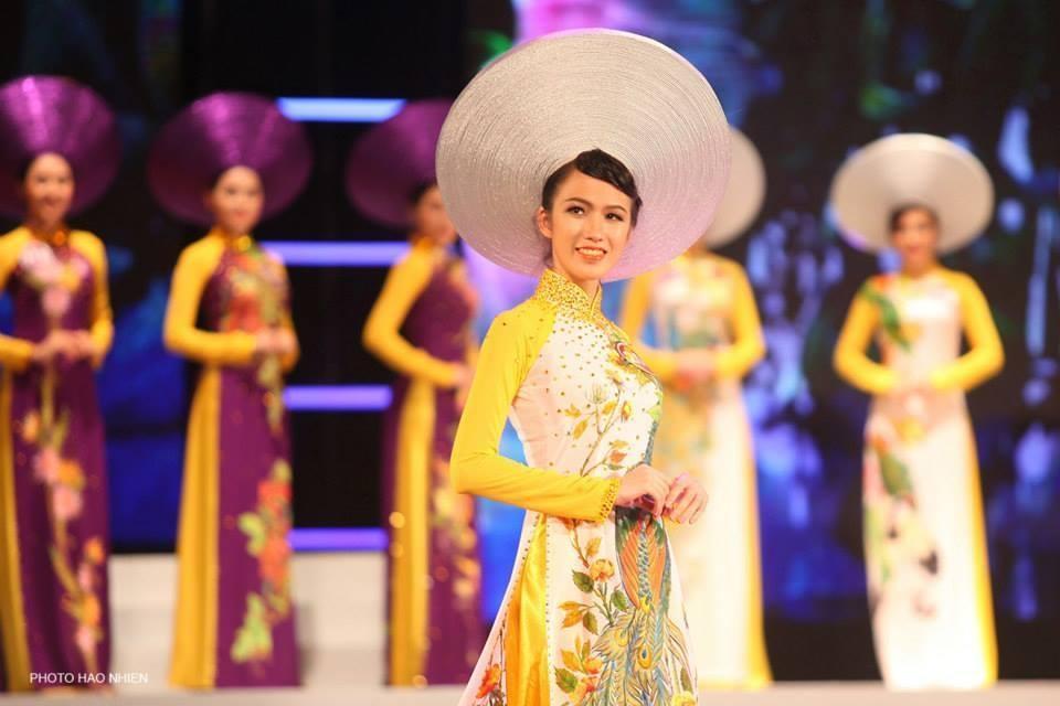 Vẻ đẹp xuất sắc của thí sinh vượt mặt Hoàng Thùy chiến thắng trong tập 7 bán kết Miss Universe-6