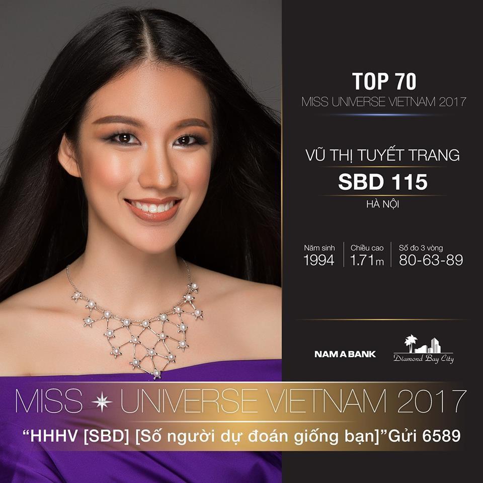Vẻ đẹp xuất sắc của thí sinh vượt mặt Hoàng Thùy chiến thắng trong tập 7 bán kết Miss Universe-1