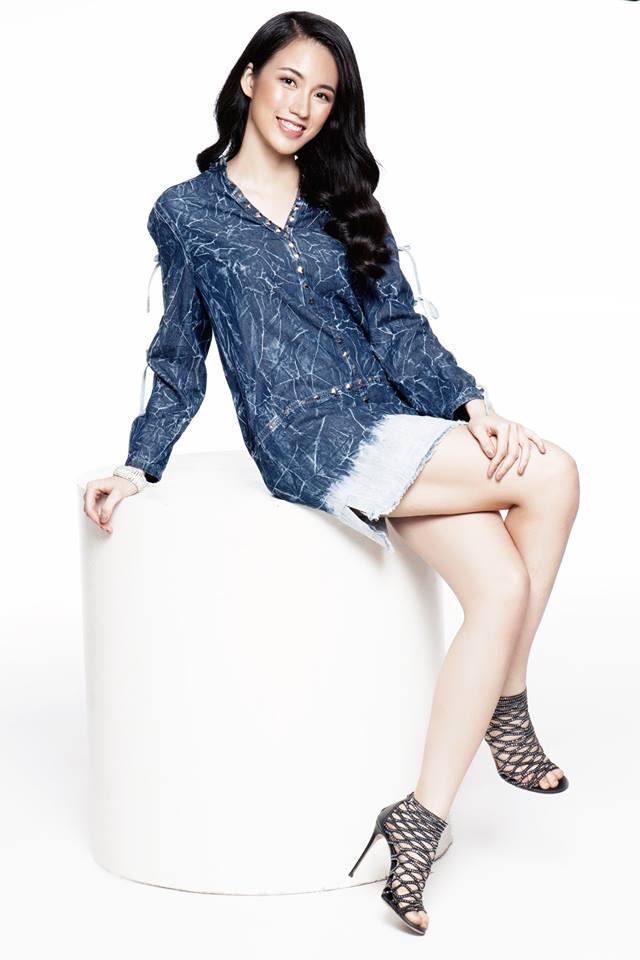 Vẻ đẹp xuất sắc của thí sinh vượt mặt Hoàng Thùy chiến thắng trong tập 7 bán kết Miss Universe-13