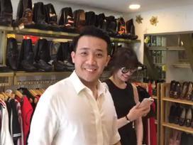 Tin sao Việt 12/11: 'Chết cười' khi xem Trấn Thành chọn váy cho Hari Won