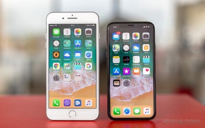 Apple tăng sản lượng iPhone X và iPhone 8 Plus-1