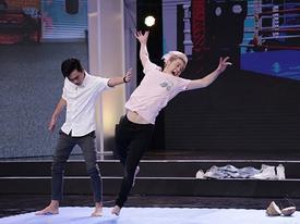Tiểu phẩm triệu view: Thanh Duy bất ngờ với siêu võ 'truyền điện' của Xuân Nghị