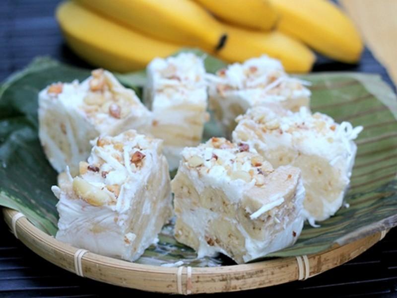 Làm sao để có được món kem chuối đậu phộng sữa tươi thơm ngon?