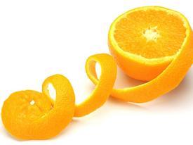 Vỏ cam giúp làm đẹp da