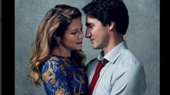 Không chỉ đẹp trai xinh gái, vợ chồng thủ tướng Canada còn đồng điệu về thời trang khi xuất hiện trước công chúng-1