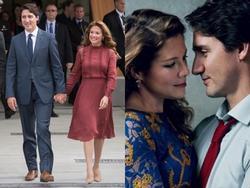 Không chỉ đẹp trai xinh gái, vợ chồng thủ tướng Canada còn đồng điệu về thời trang khi xuất hiện trước công chúng