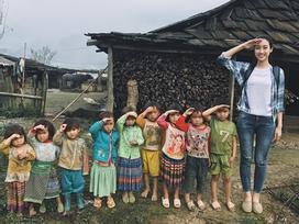 Đỗ Mỹ Linh xuất sắc lọt top 20 'Người đẹp nhân ái' tại Miss World 2017