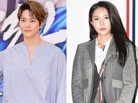 Nam diễn viên 'Vua bánh mì' Joo Won chia tay BoA sau 1 năm hẹn hò