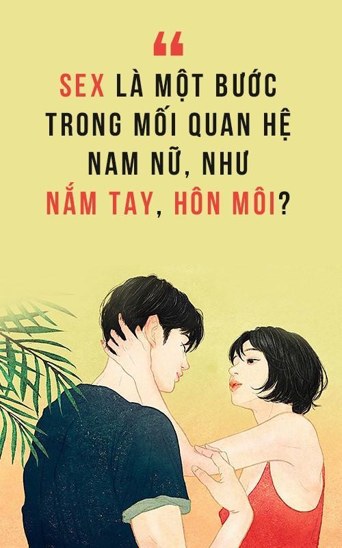 Tình yêu của giới trẻ Việt thời nay phải đồng hành với tình dục?-1