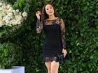 Hoa hậu Ngô Phương Lan xinh đẹp và thon gọn bất ngờ