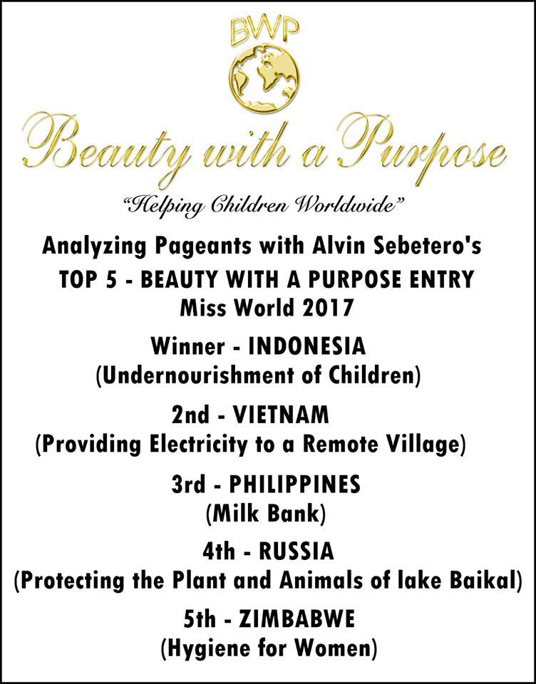 Đỗ Mỹ Linh có nhiều khả năng chiến thắng giải Hoa hậu Nhân ái tại Miss World 2017-5