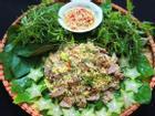 Thưởng thức đặc sản chạo chân giò Kim Sơn khi đến Ninh Bình