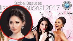 Sát giờ chung kết Miss International 2017, Thùy Dung rơi khỏi bảng vàng dự đoán top 15