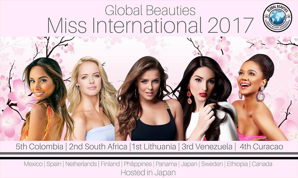 Sát giờ chung kết Miss International 2017, Thùy Dung rơi khỏi bảng vàng dự đoán top 15-1