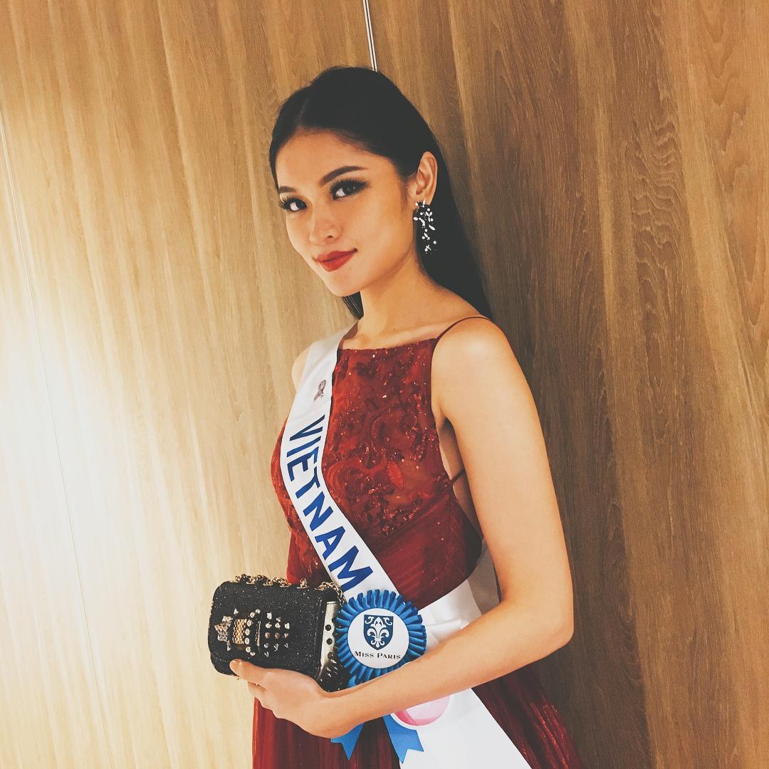 Sát giờ chung kết Miss International 2017, Thùy Dung rơi khỏi bảng vàng dự đoán top 15-2