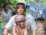 Ông bố nông dân Lương Mạnh Hải la hét hoảng loạn khi bị cua kẹp-12